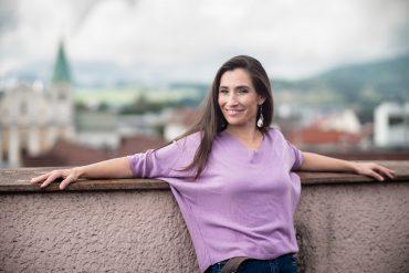 Kristína Sihelská / foto Ján Dobrík